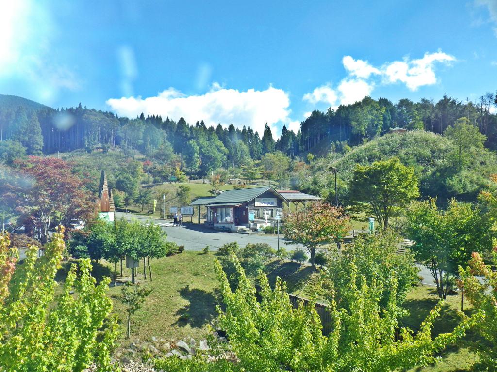 27b 東山温泉内からの眺め