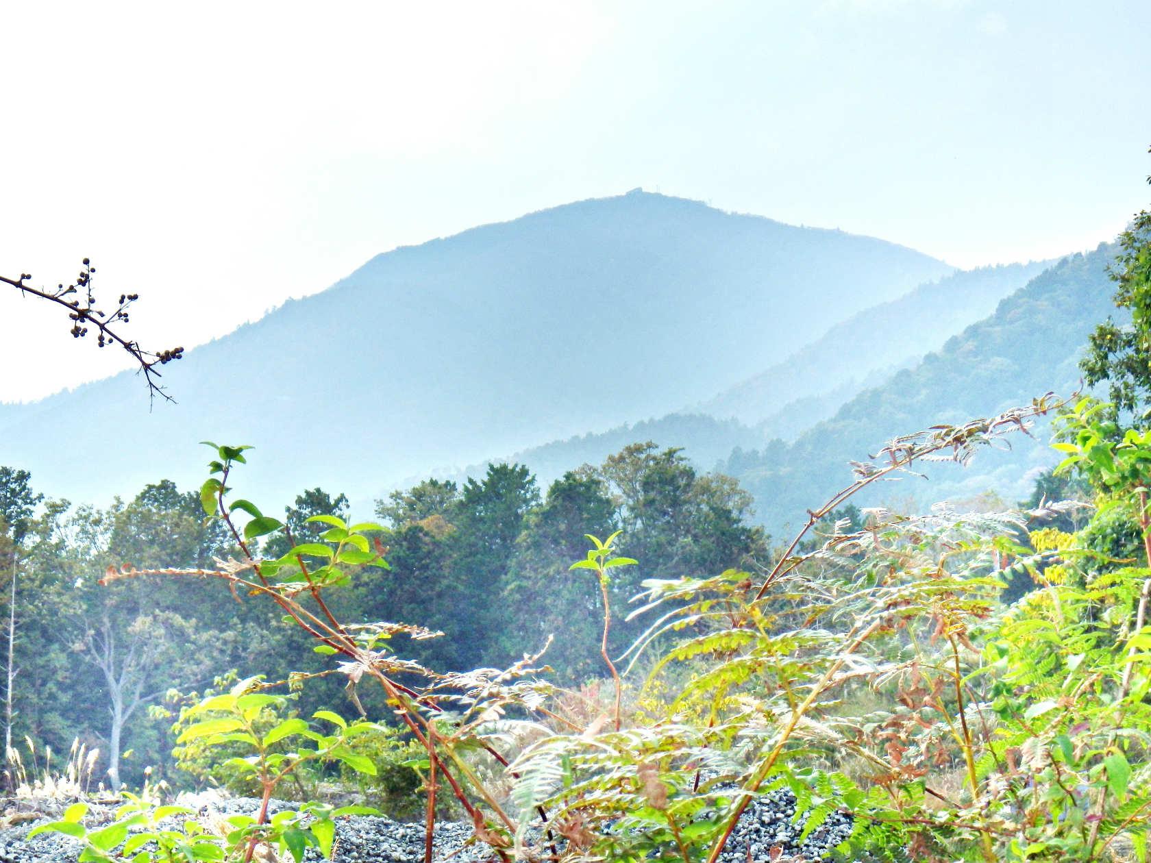 24a 蓬莱山方面
