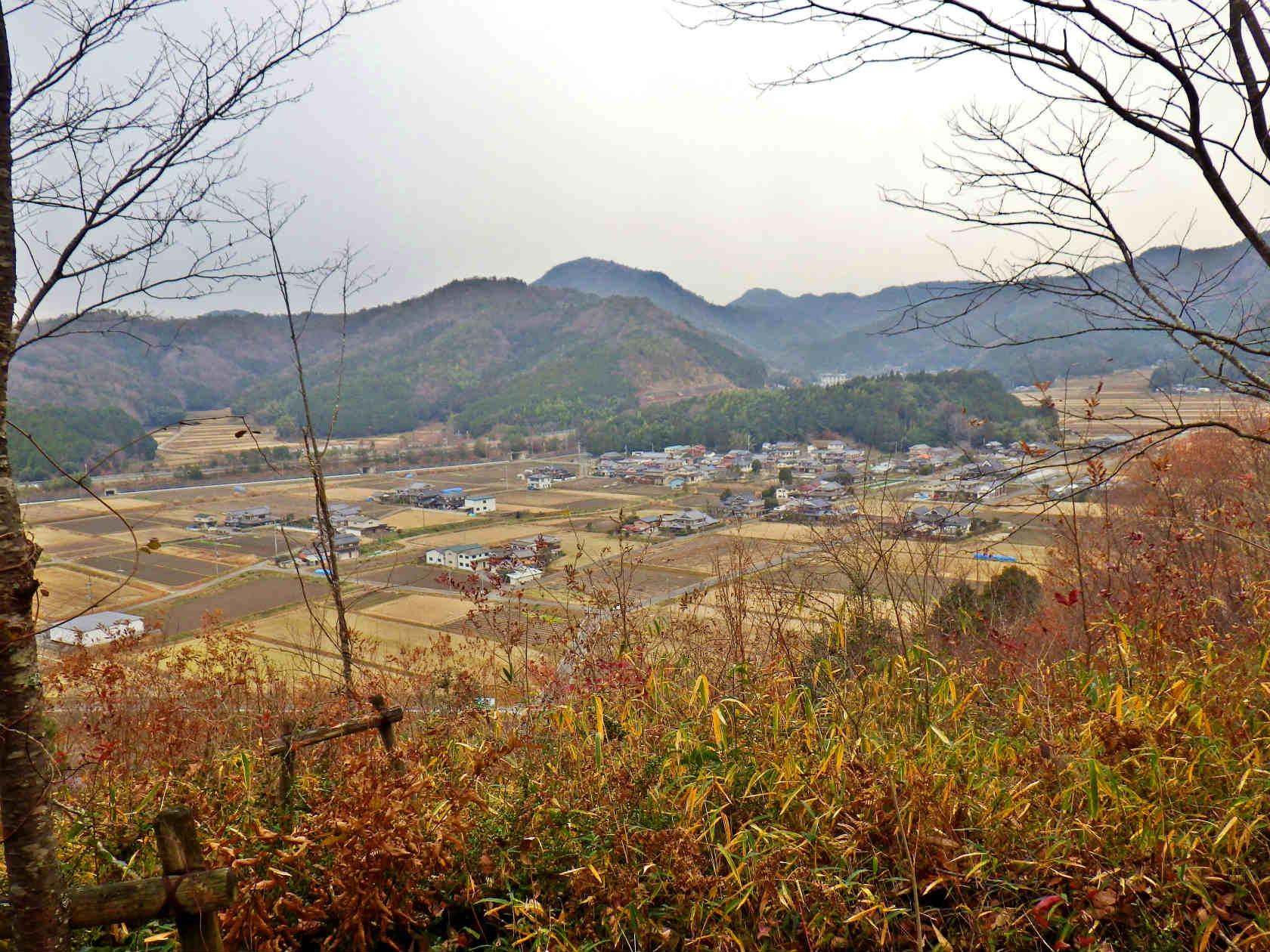 07a 山麓の眺め