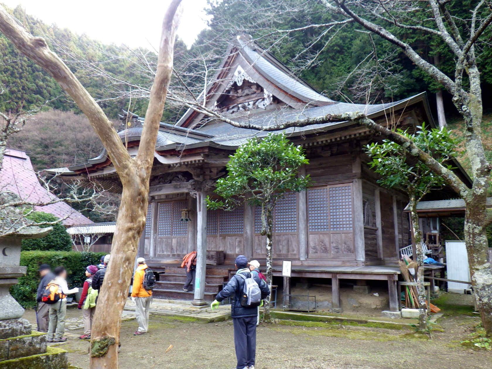 15b 弘誓寺の本堂
