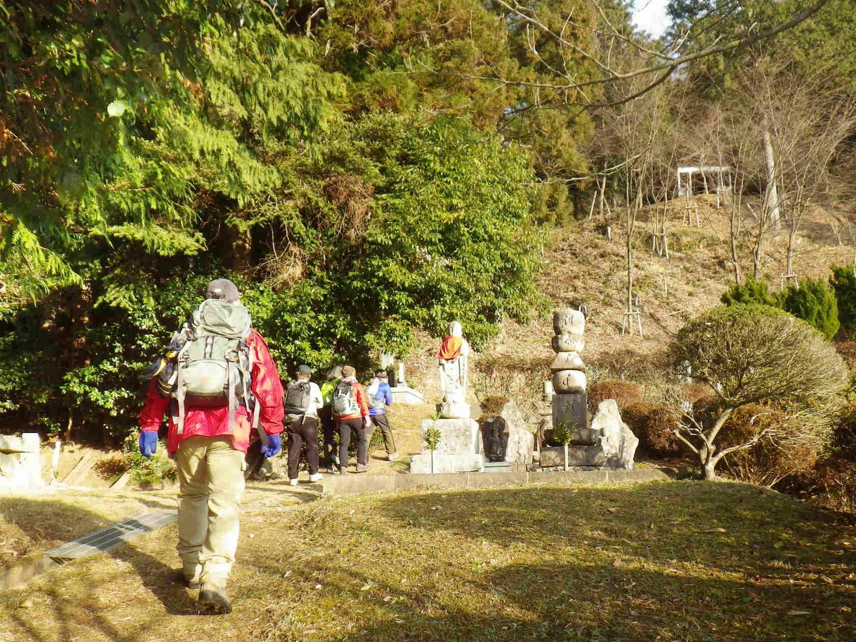 06a 奥山への登山口