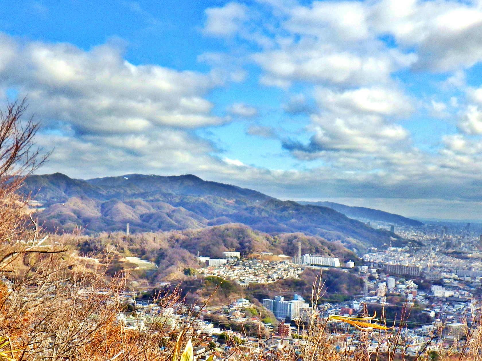07b 高取山からの眺め