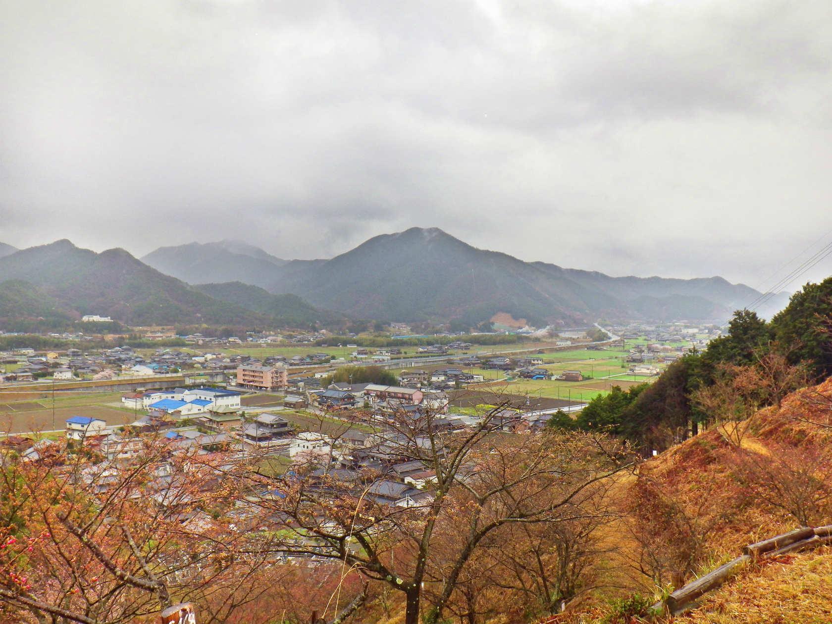 05a 笠形山方面の眺め