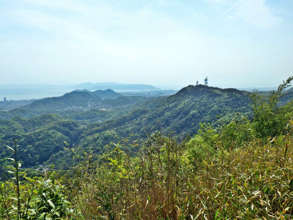 25b 菊水山方面の眺め
