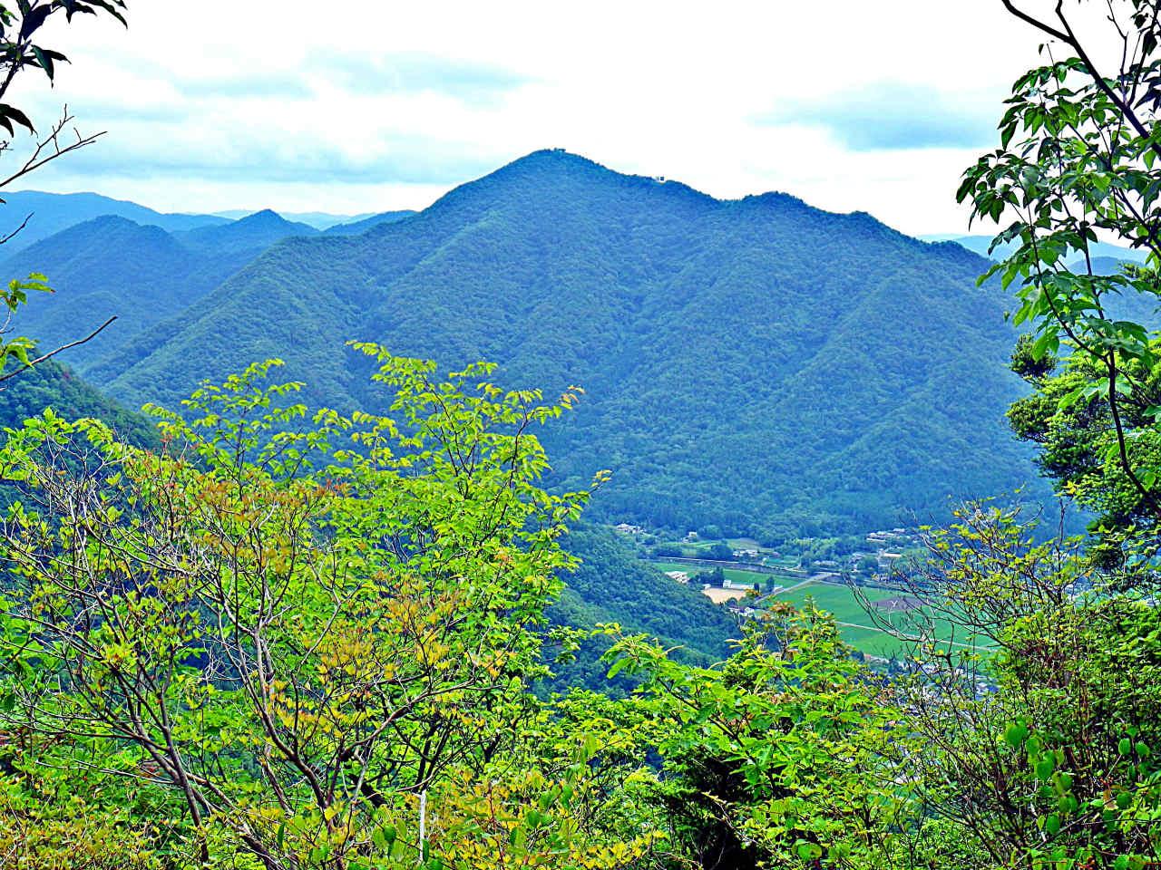 15a 大船山の眺め