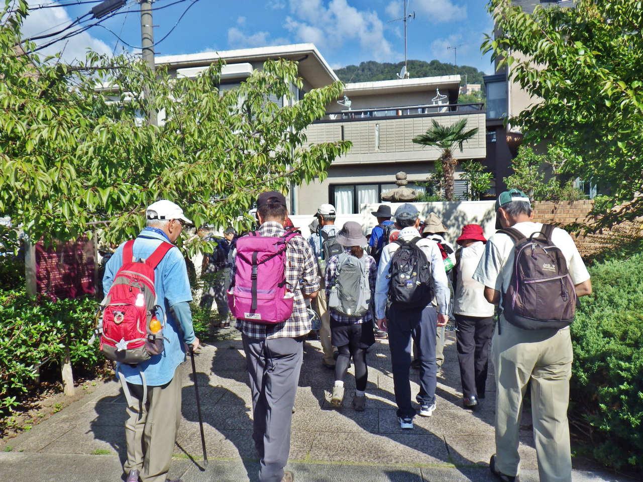 05b 桜守公園を出発