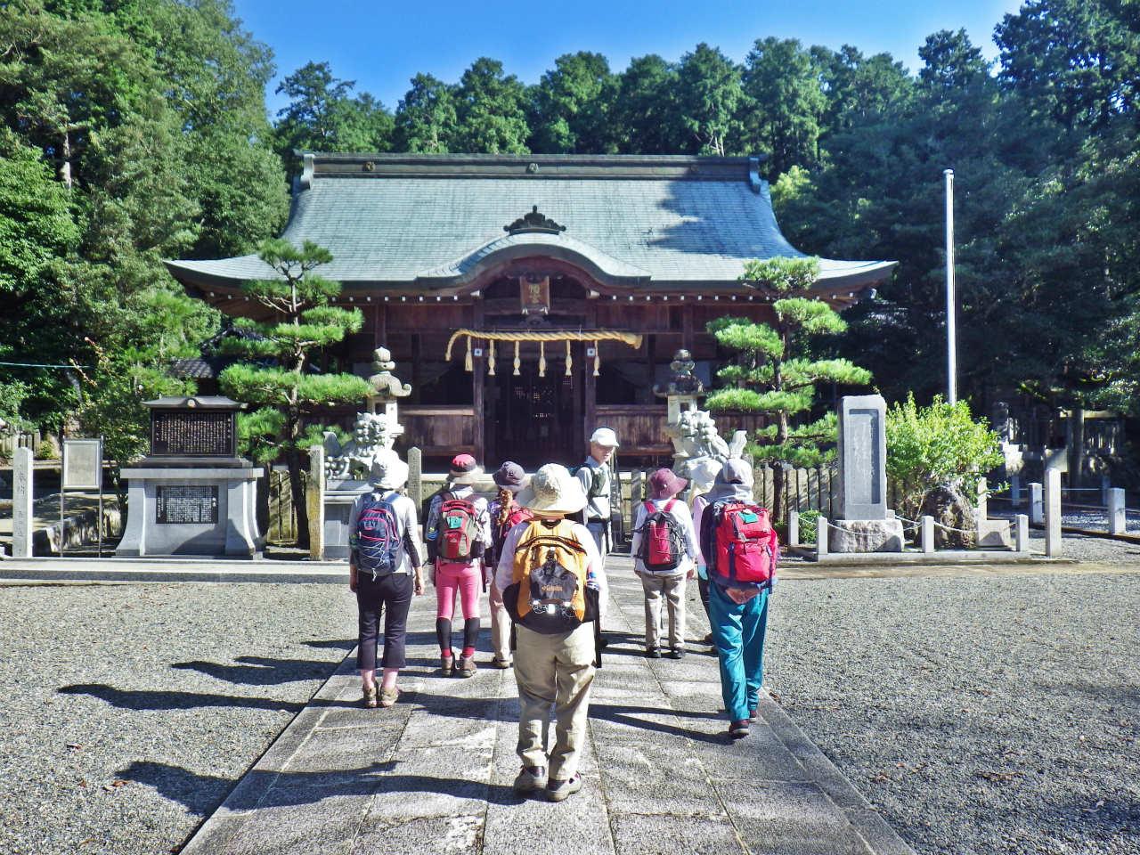 03a 山崎八幡神社拝殿