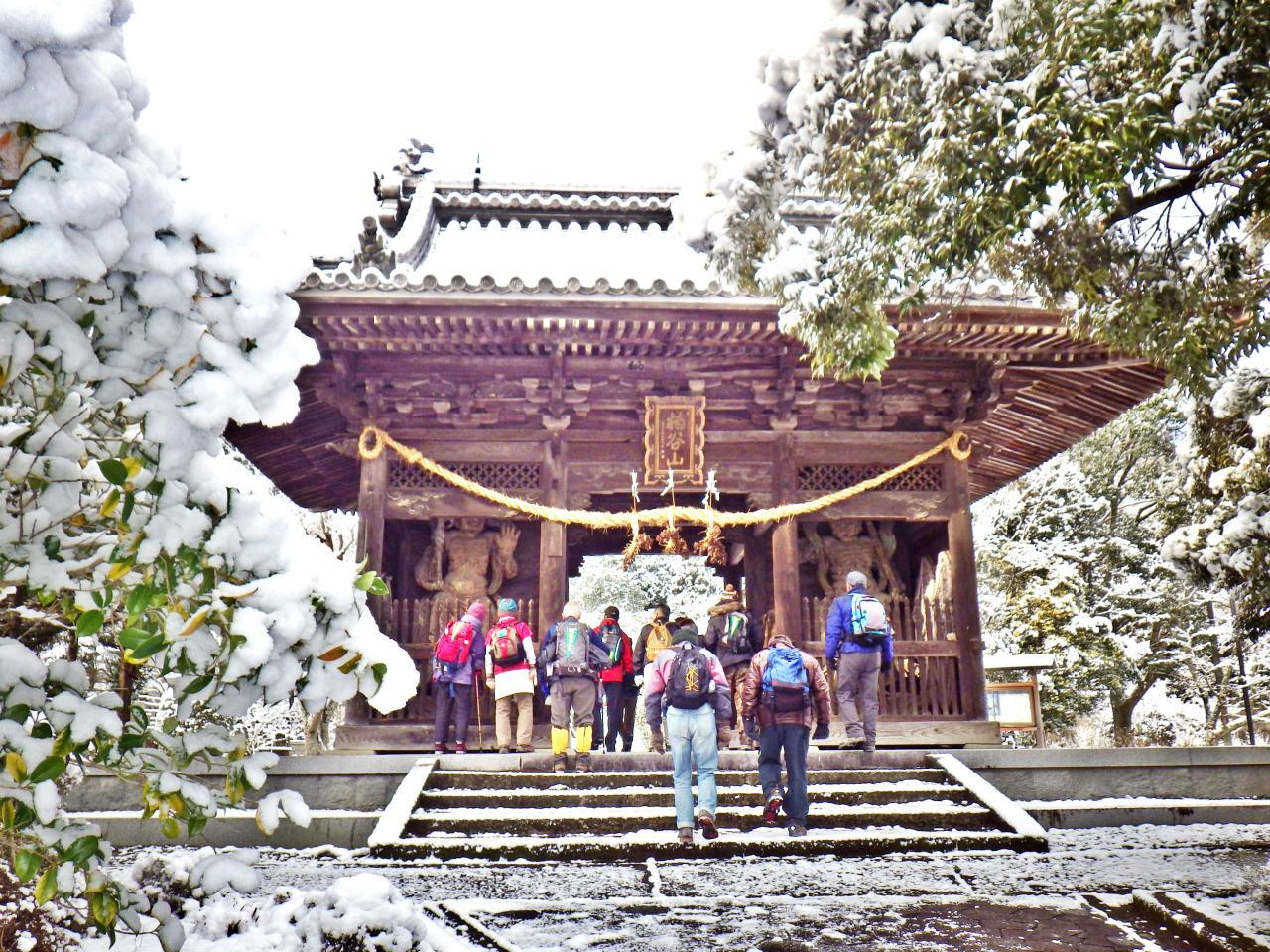 04a 西林寺の仁王門