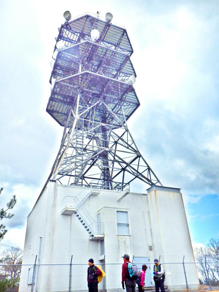 13a 熊山無線中継所