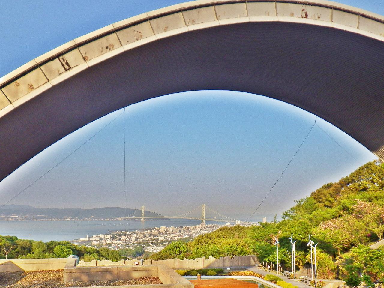 03b 明石大橋方面の眺め