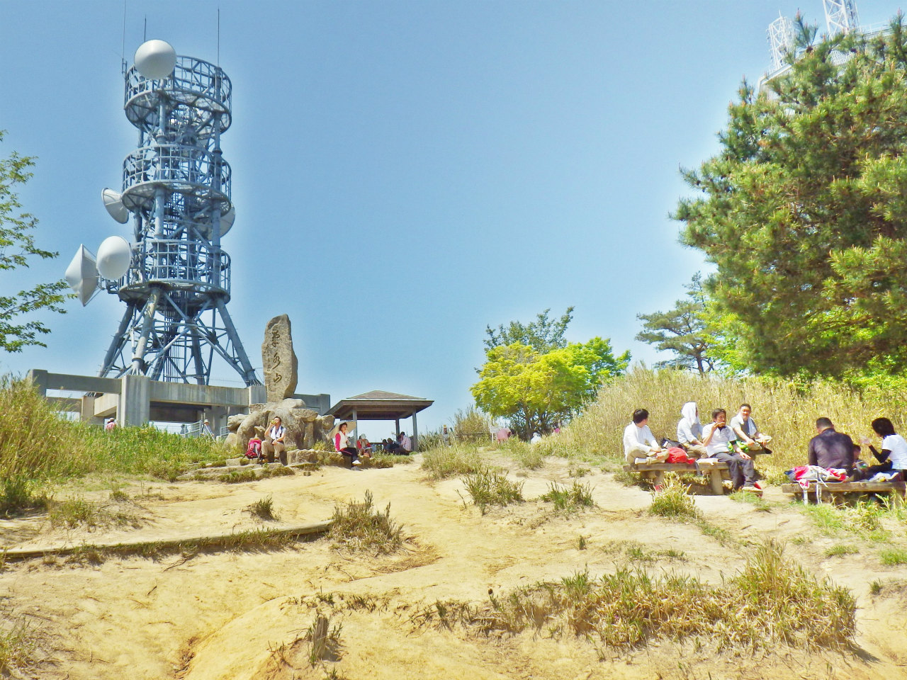 13b 菊水山の山頂