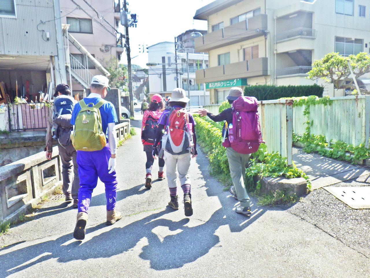 09b 高取山へ向かう
