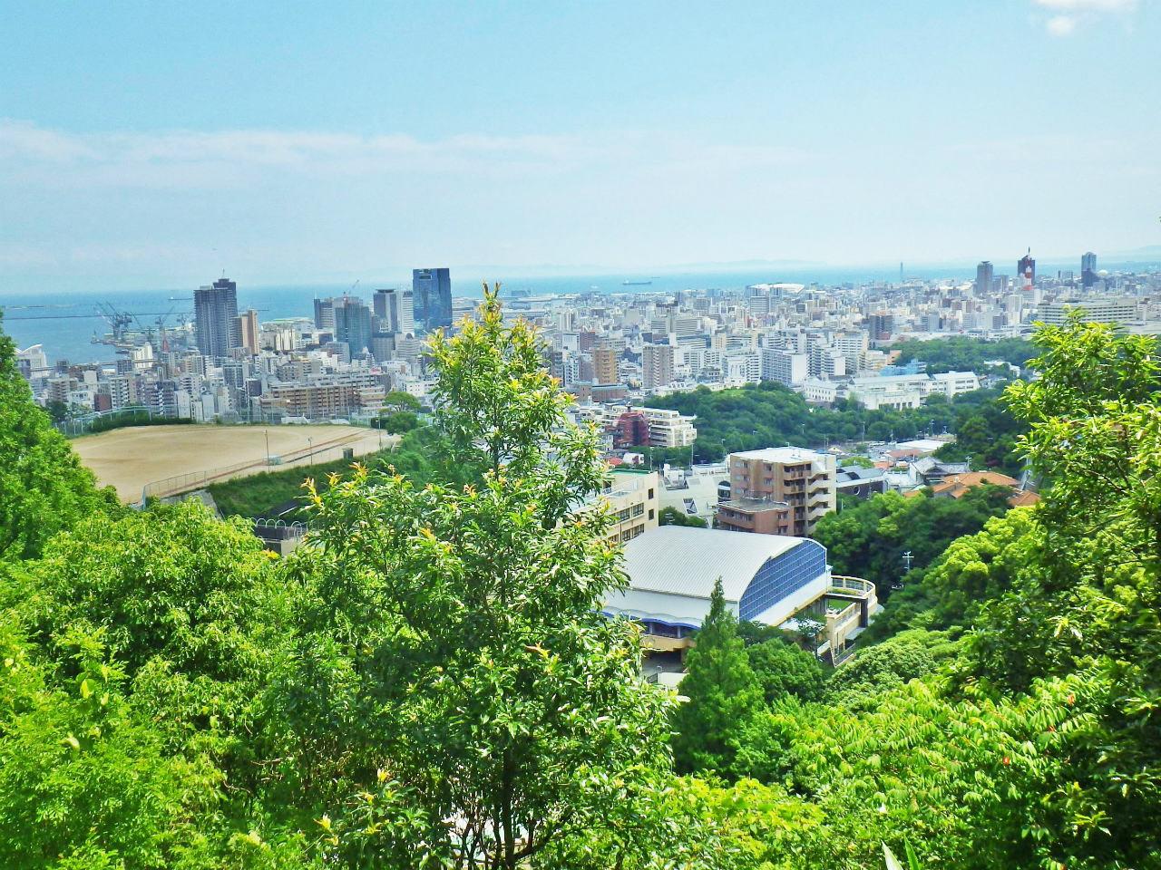24a 諏訪神社に近づく