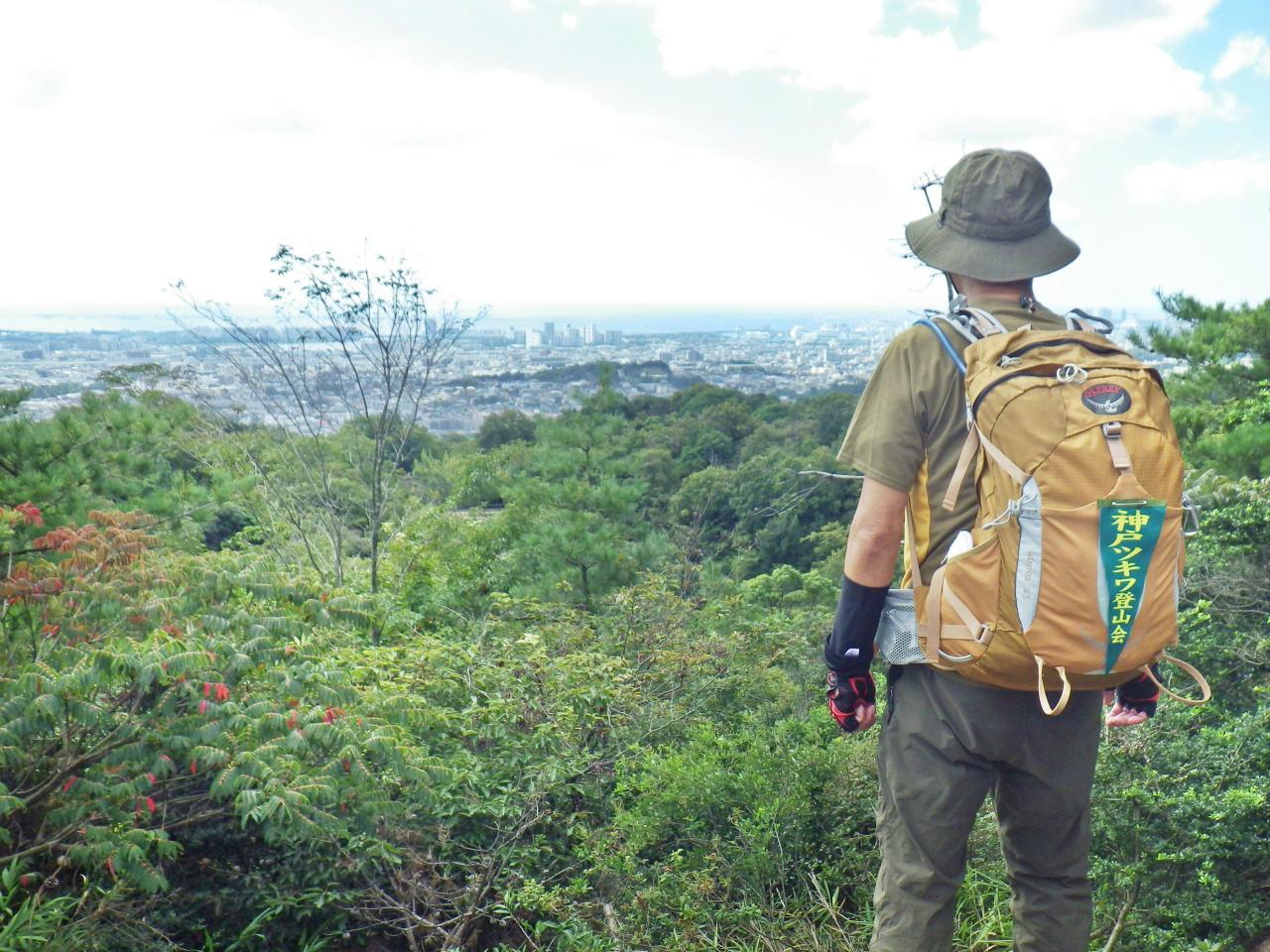 07b 東神戸港方面の眺め