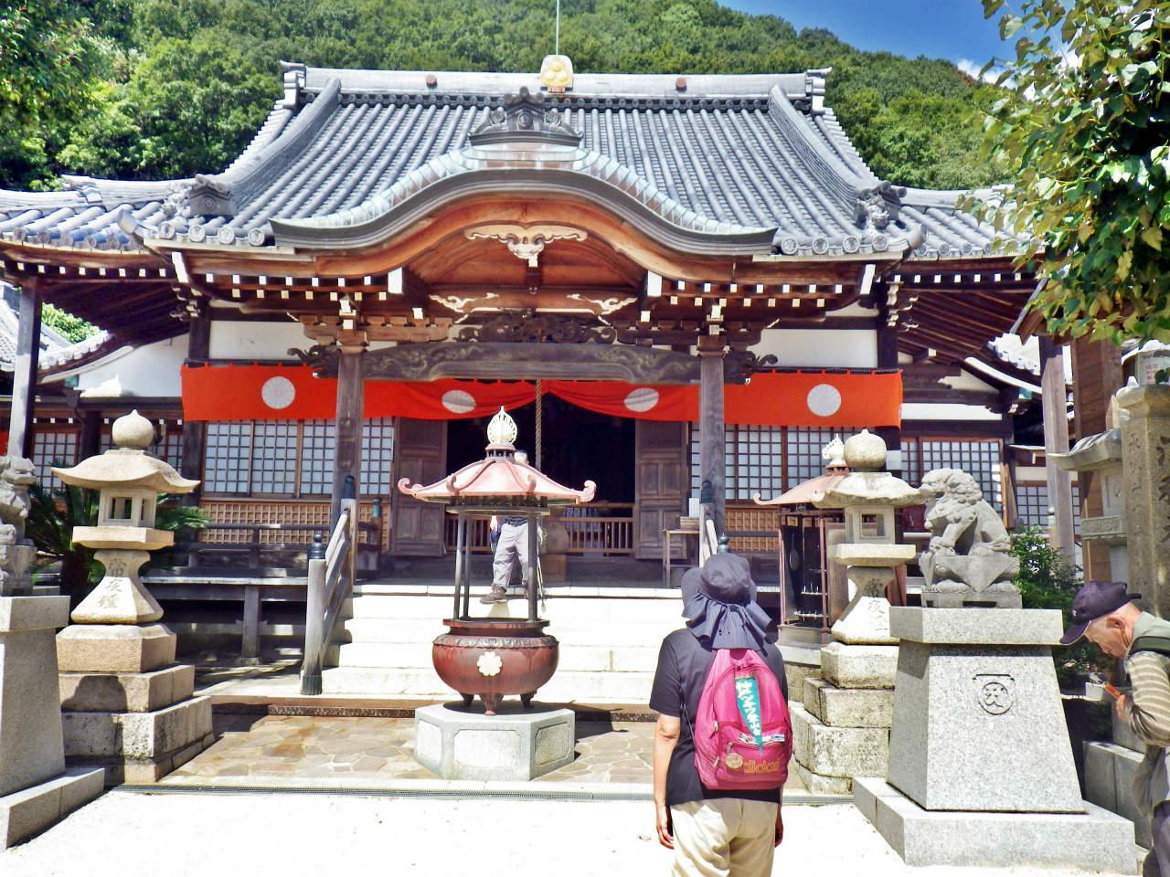 17b 神呪寺の本殿
