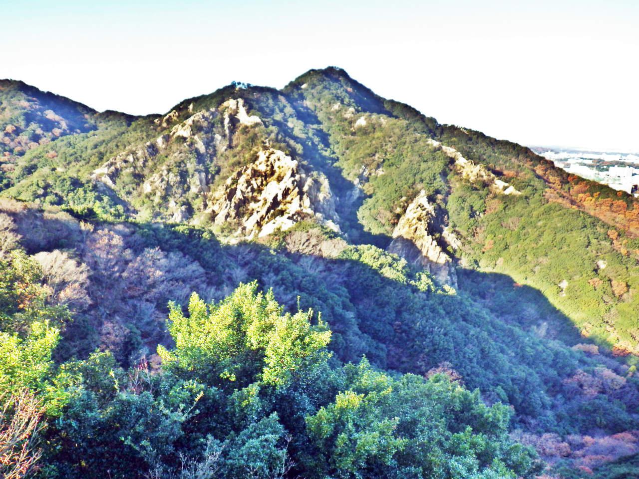 07a 東山から須磨アルプスの眺め