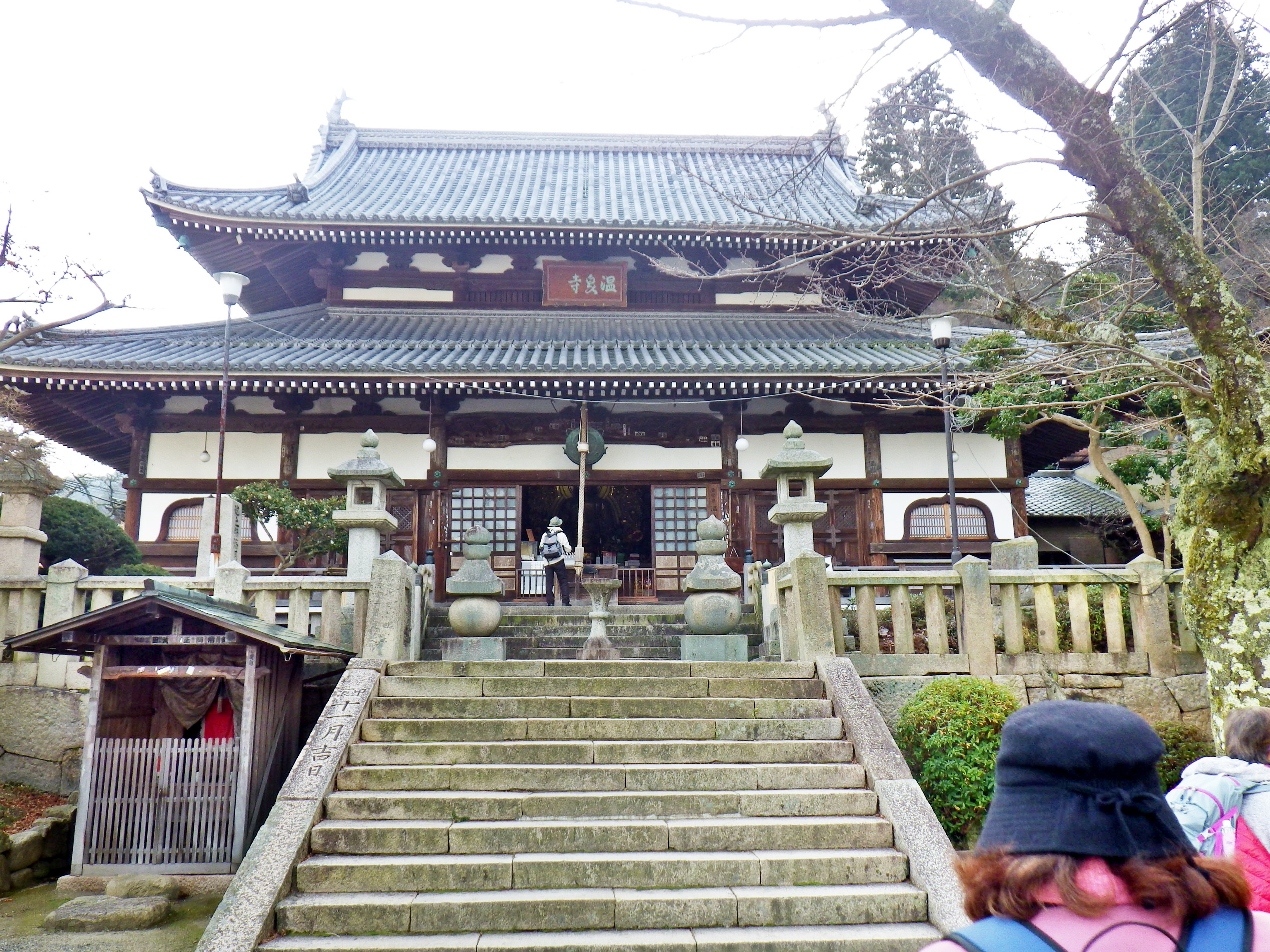 06b 温泉寺本堂