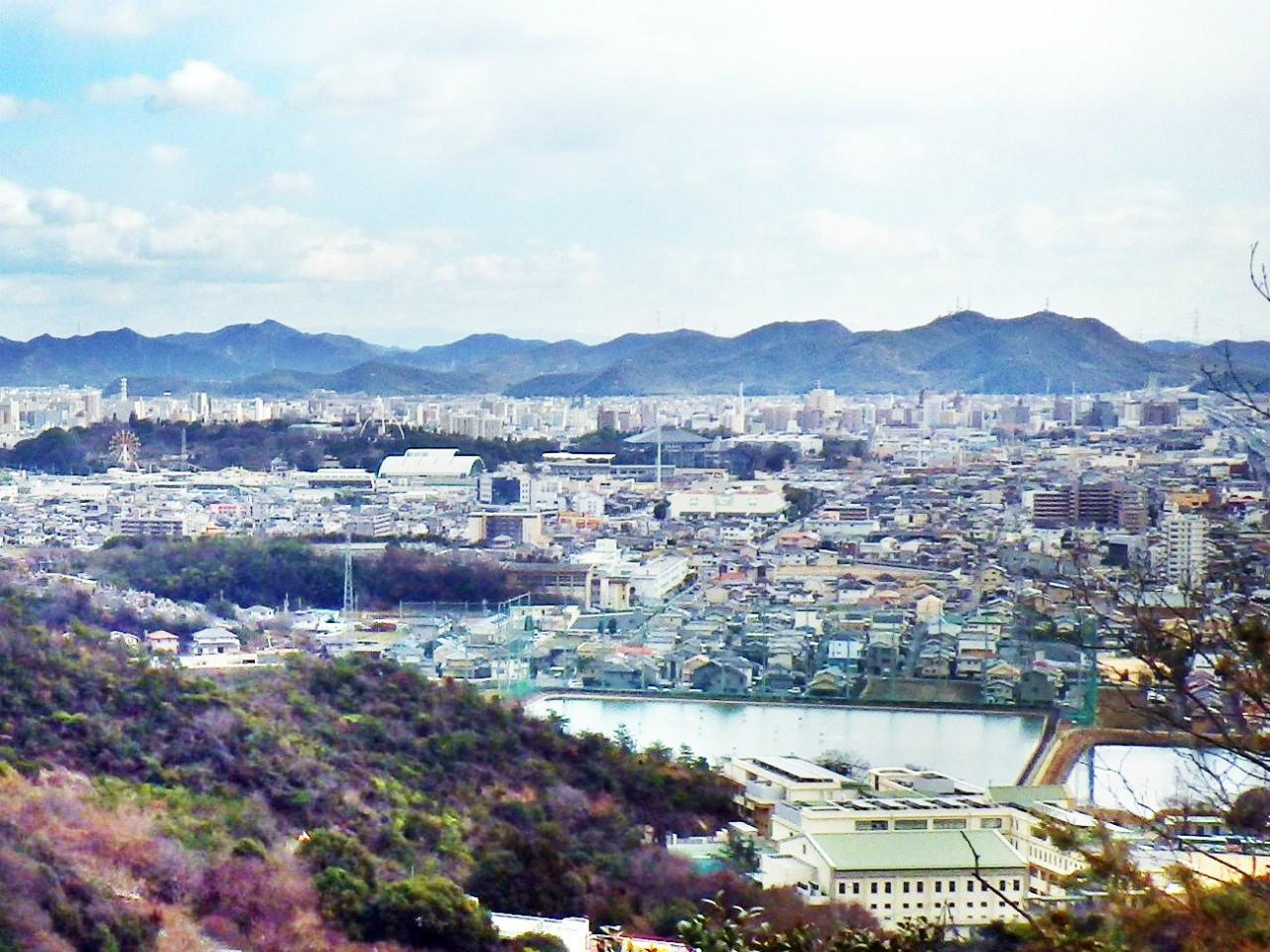 16b 姫路市内南側