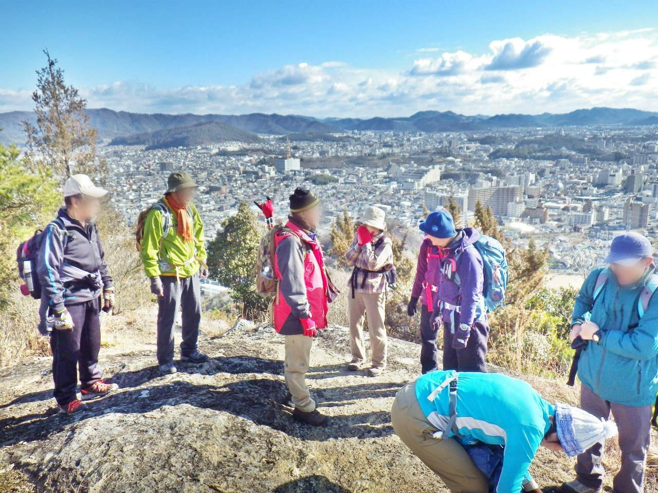 03b 姫路城方面の眺め