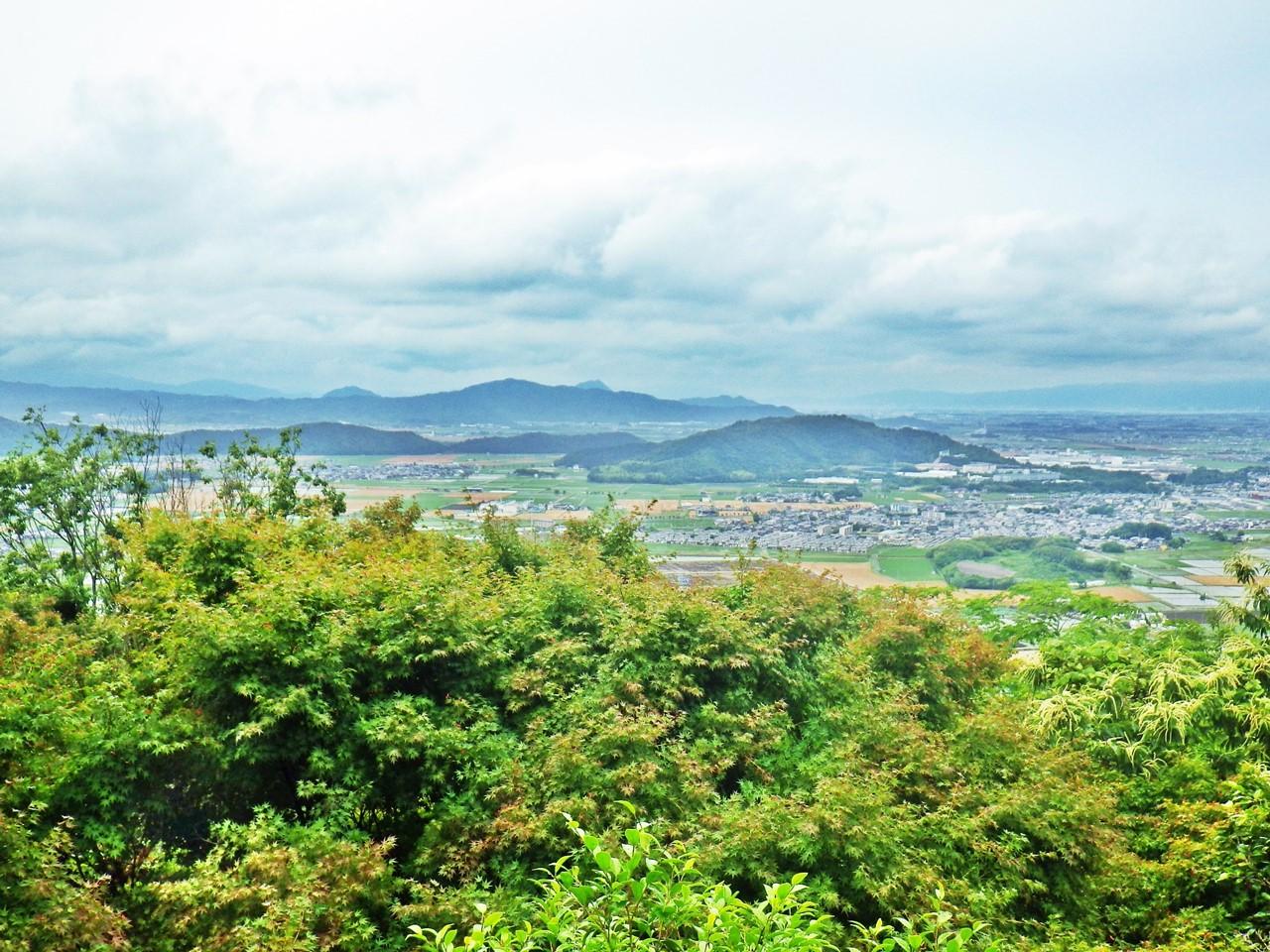 09a 岩戸山展望台の眺め