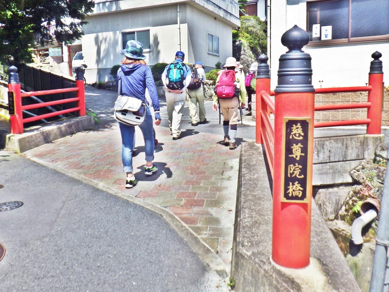 04b 朱塗りの慈尊院橋