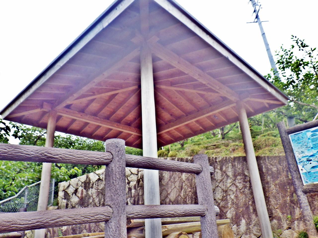 10a 町石道の展望台