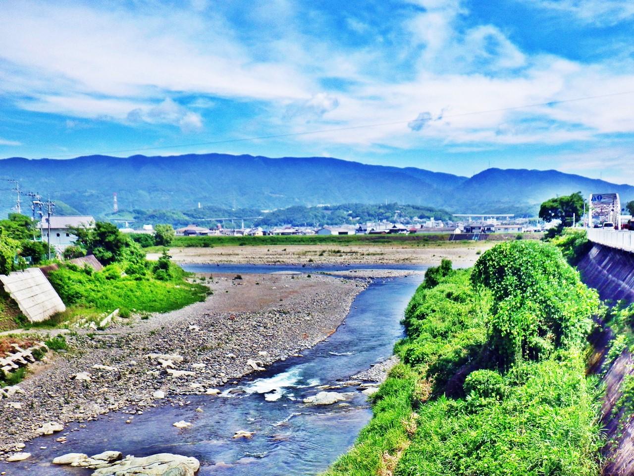 04a 丹生川と紀の川