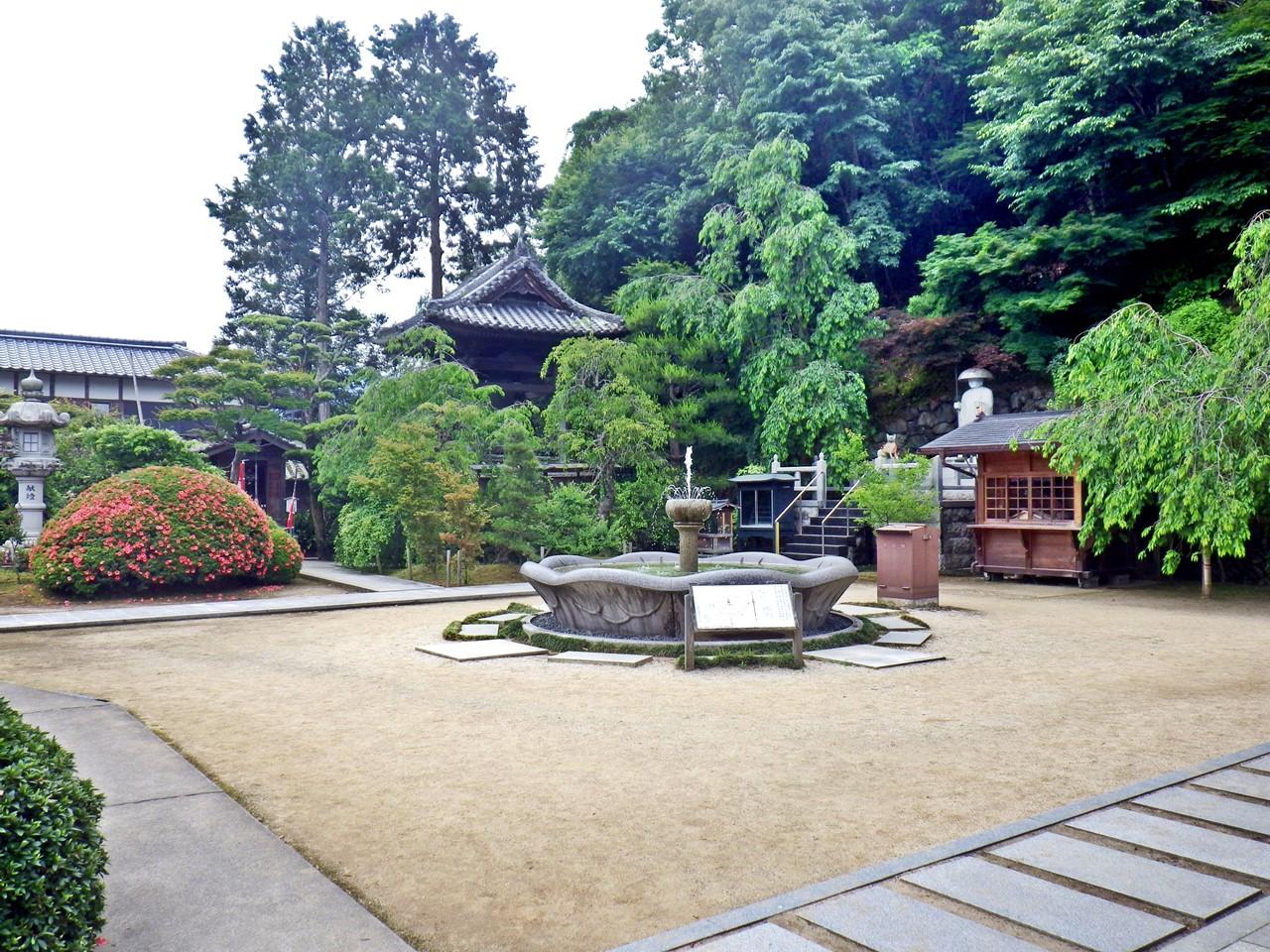 06b 慈尊院の庭園