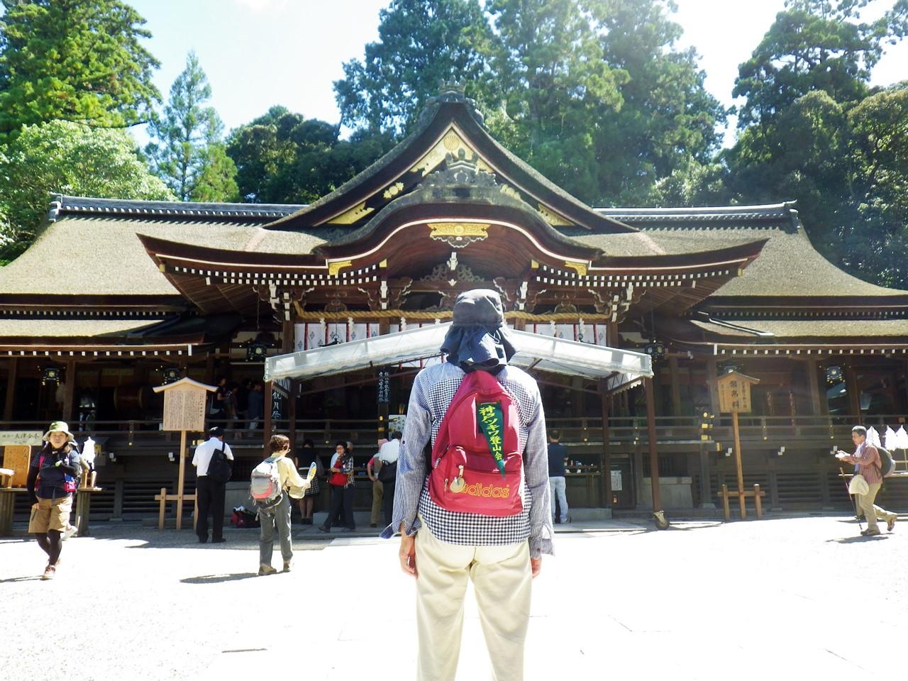 09a 大神神社拝殿
