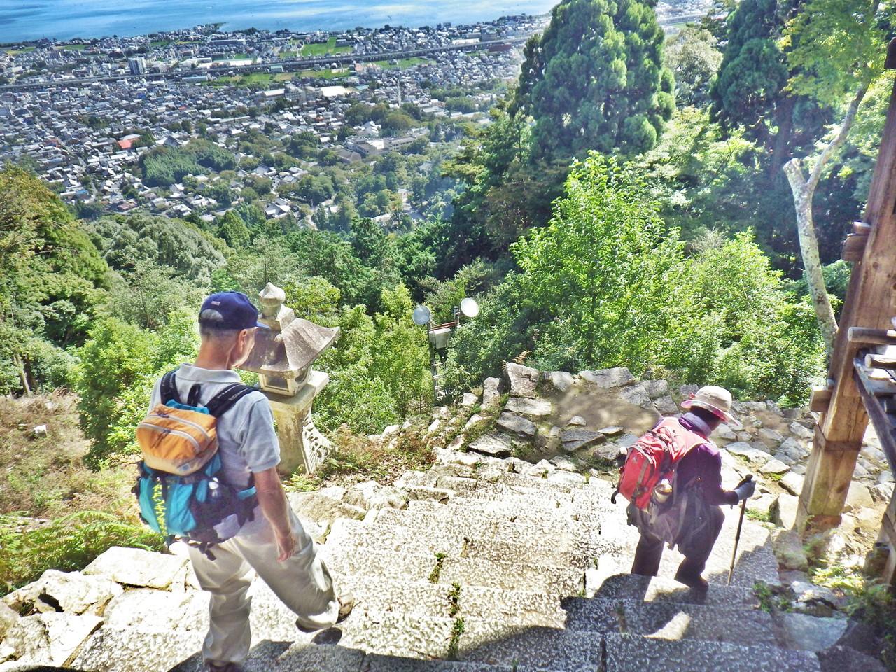 19b 八王子山から下山
