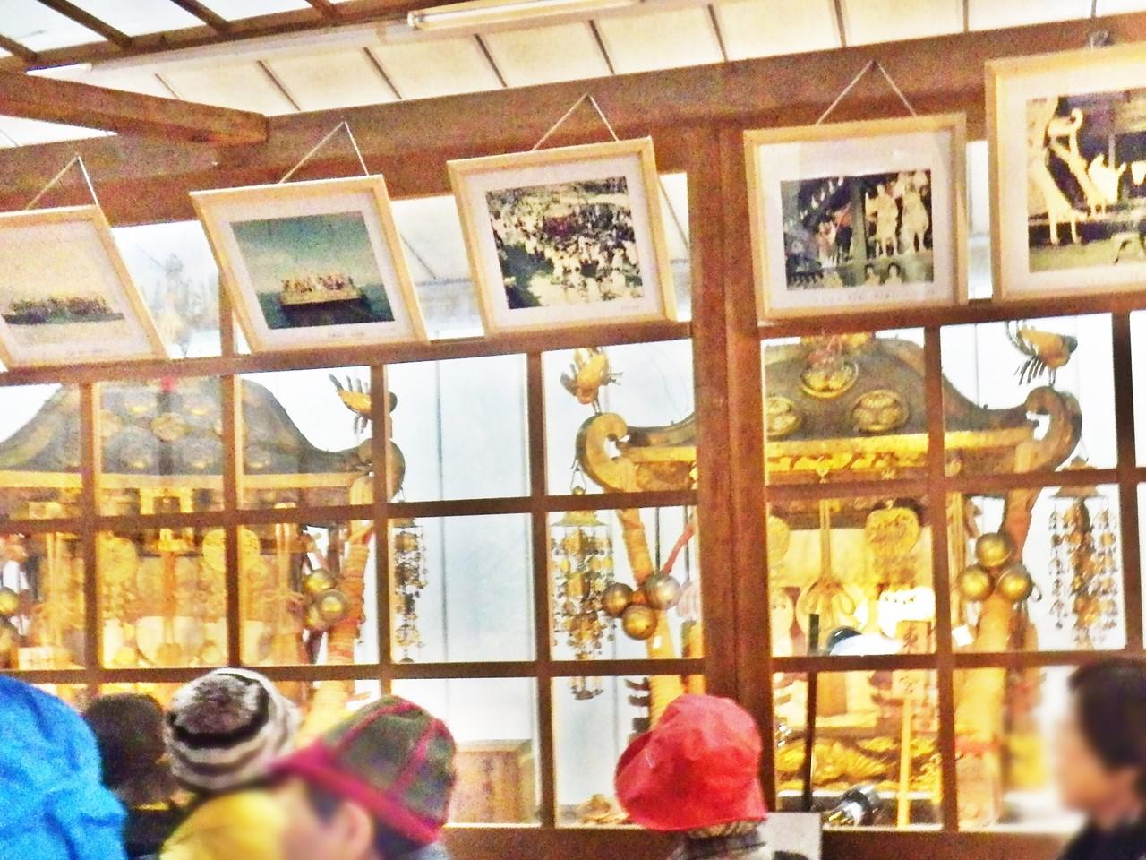 13b 重要文化財の神輿