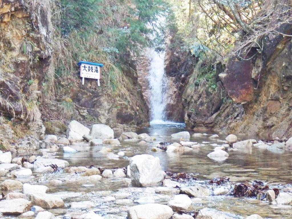 18a 六甲川の太鼓滝