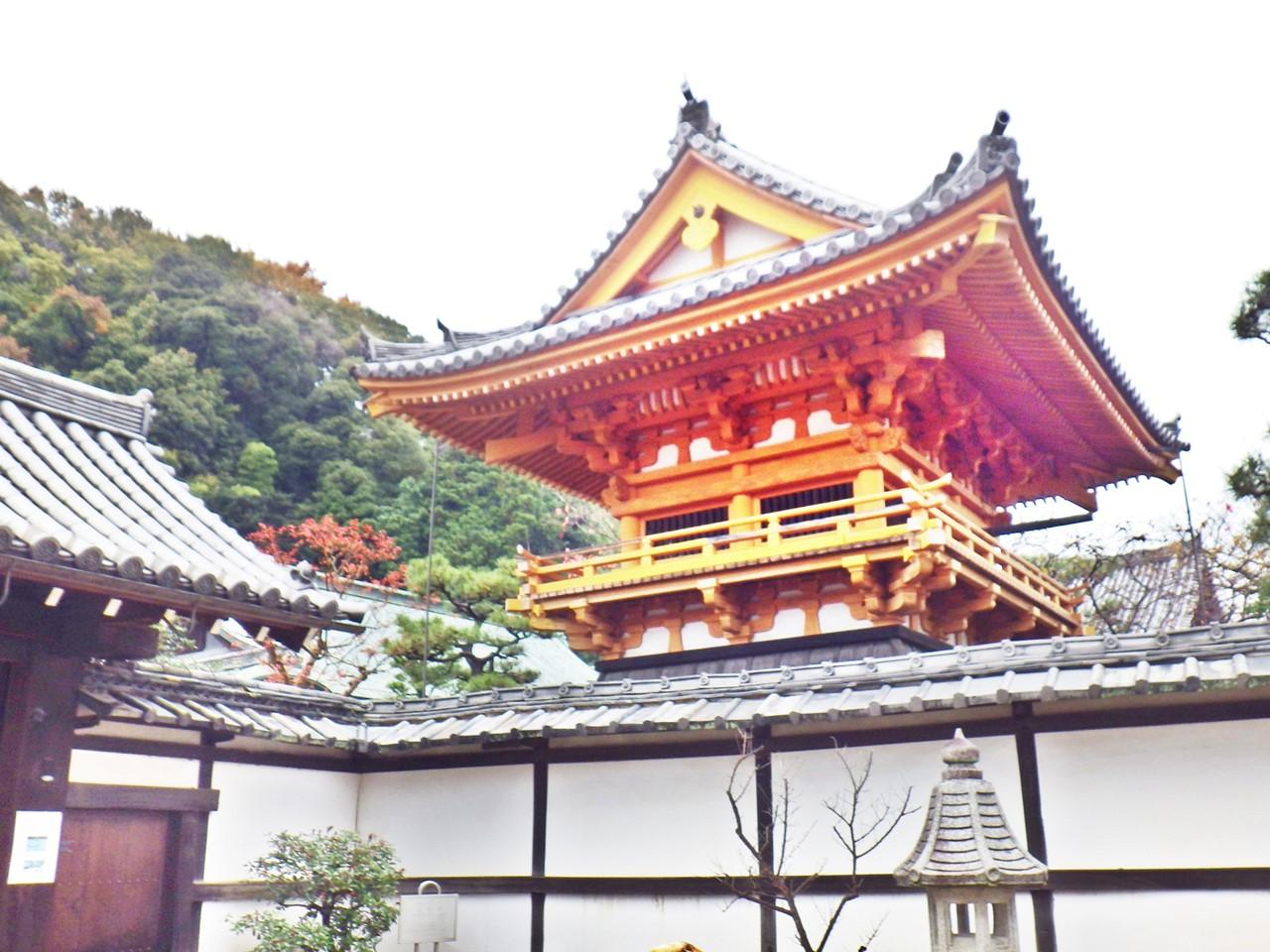 10b 正法寺の鐘楼