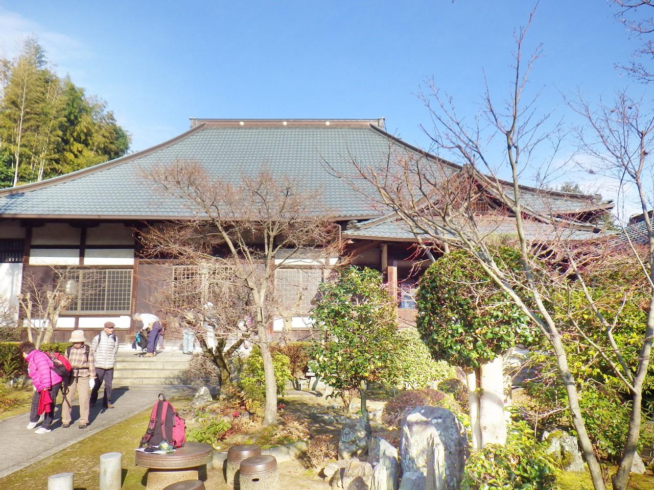 06b 神應寺の本堂