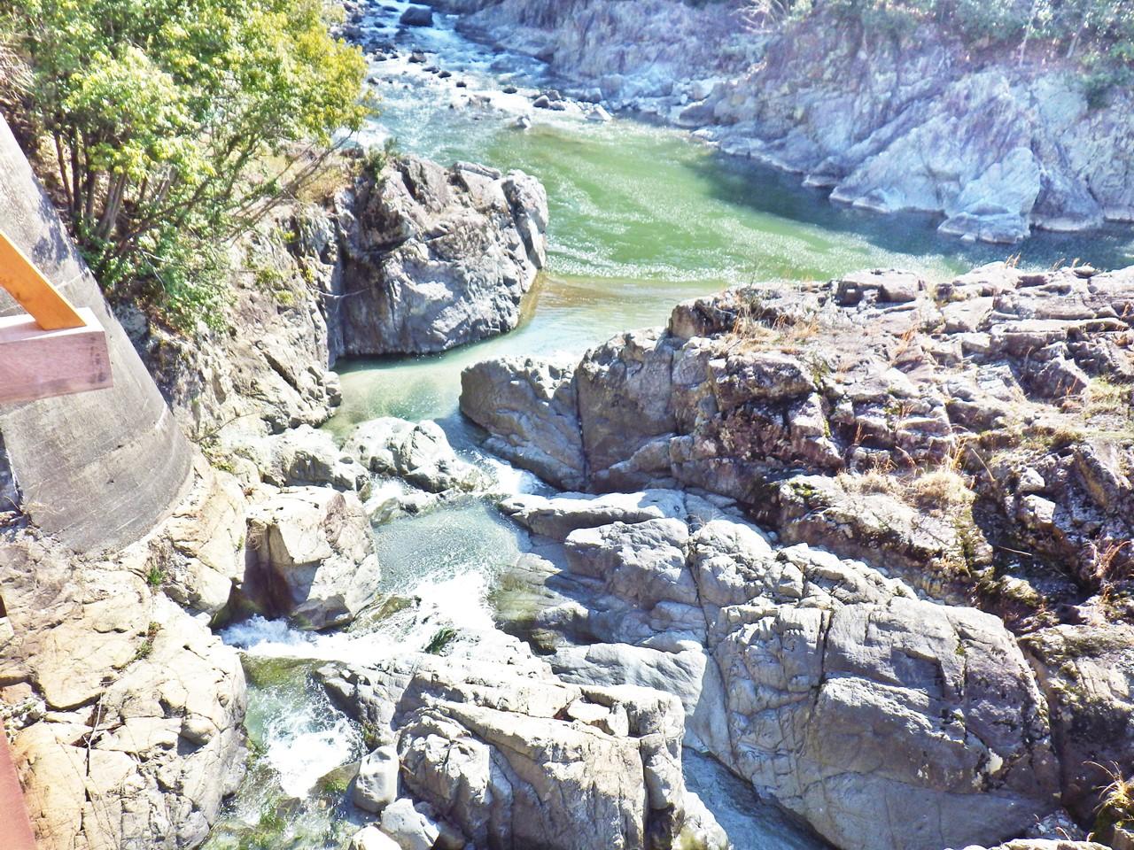 03b 武庫川渓谷の眺め