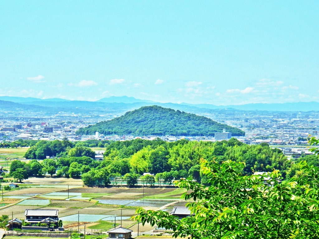 16a 耳成山の眺望