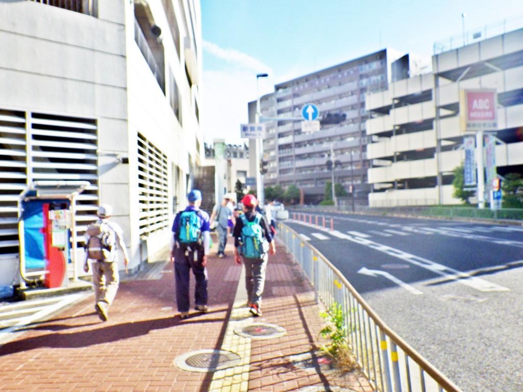 22b 大和八木駅へ向かう