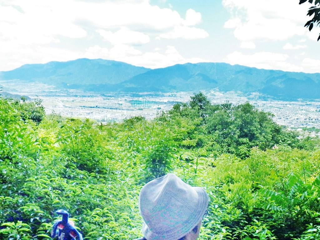 06b 山頂からの眺め