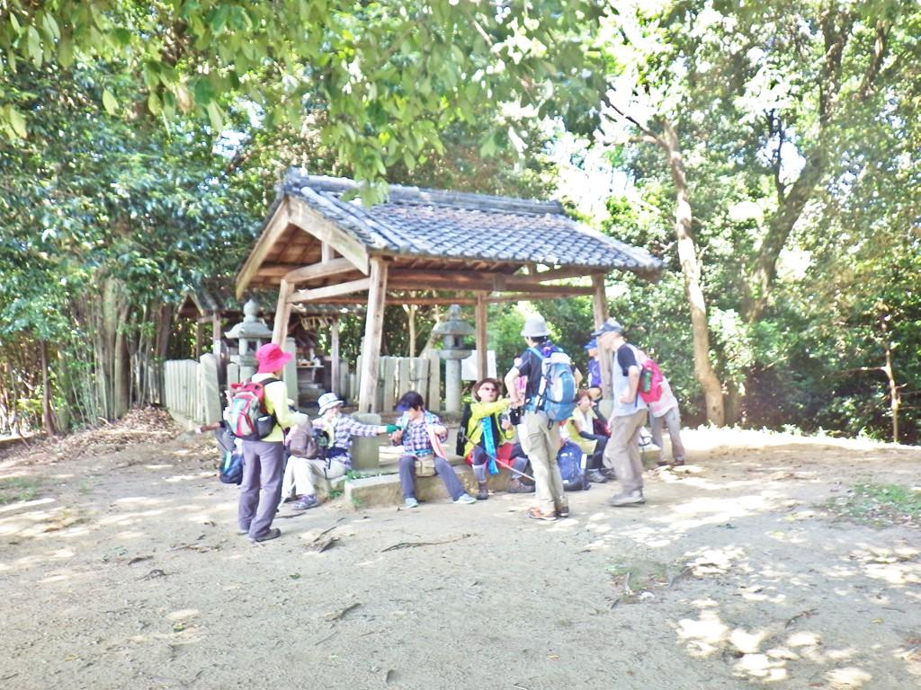 18a 天香久山の山頂
