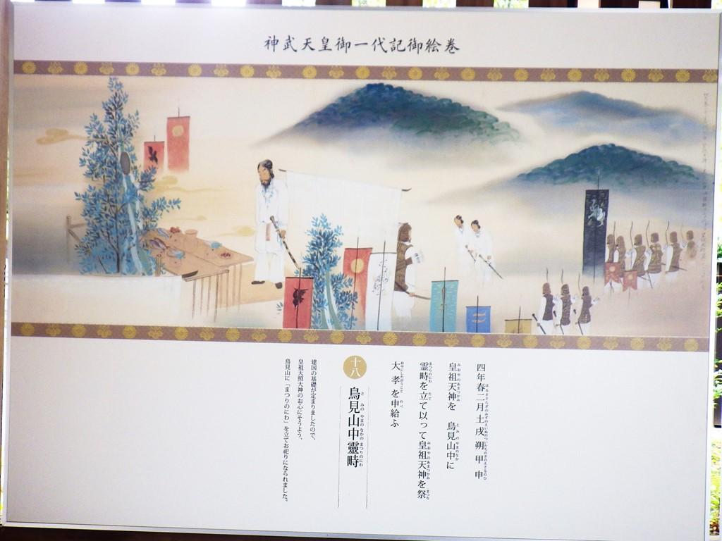 12b 神武天皇絵巻