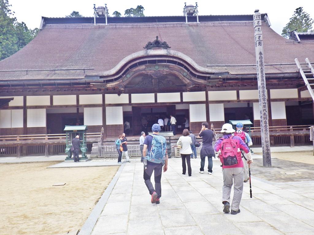 16b  金剛峯寺 本堂
