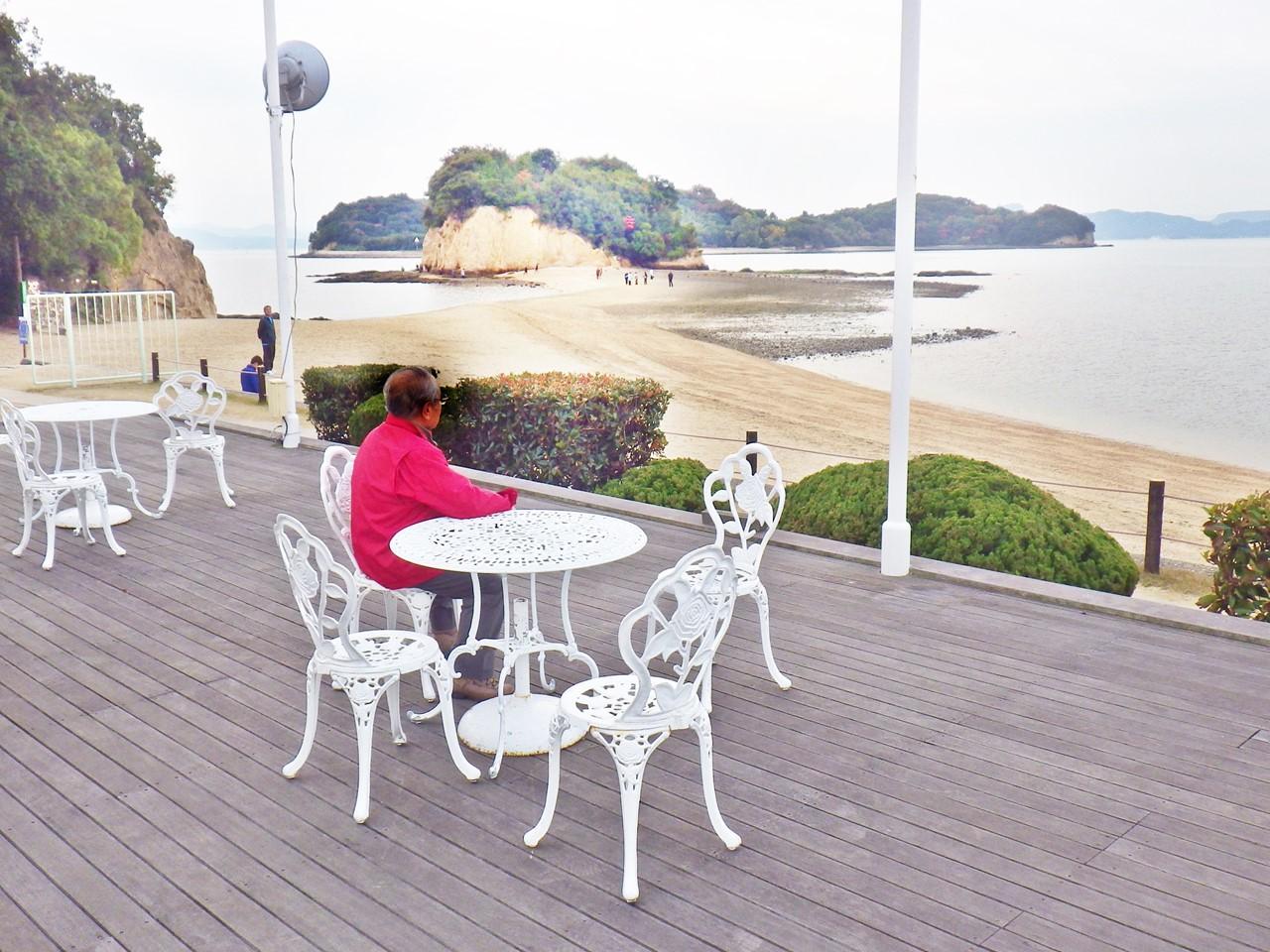 21a 小豆島国際ホテルの朝